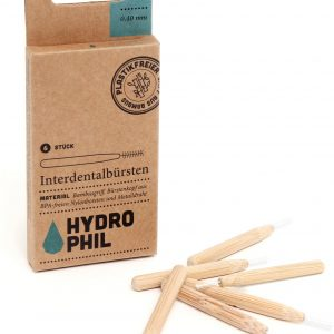 Hydrophil Sustainable bamboo Interdental Brushes
