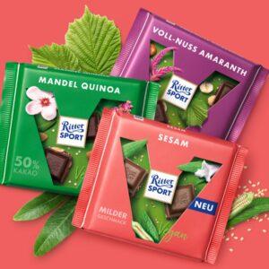 Ritter Sport Vegan Chocolate