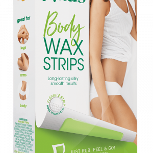 Nad's Hair Removal Body Wax Strips for Normal Skin