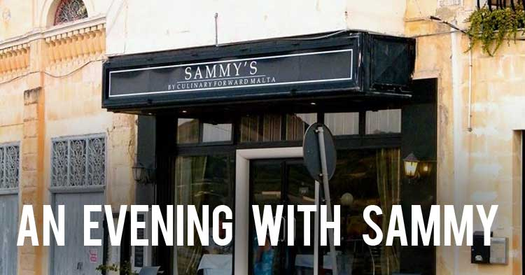 Sammys Culinary Forward Malta Vegan Dinner Xemxija Malta