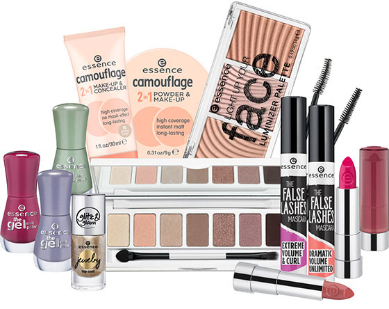 Essence Vegan Make Up List