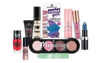 Essence Vegan Makeup List SS 2017