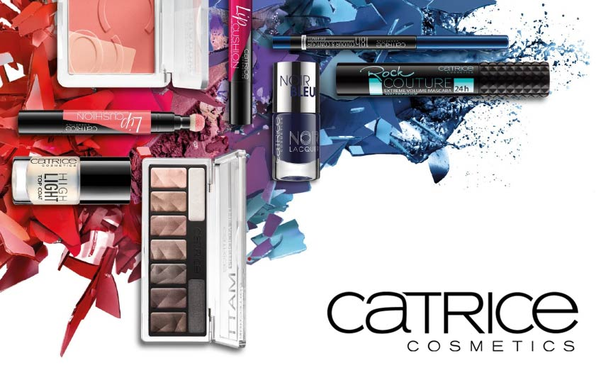 Catrice Vegan Makeup List for SS 2017