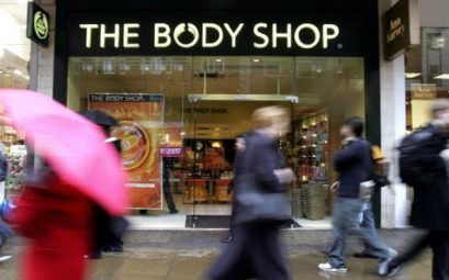 The Body Shop bought by Brazil's Natura