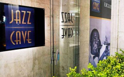 Jazz Cave Vegan Taster Buffet