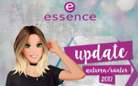 Essence Vegan Makeup List AW 2017