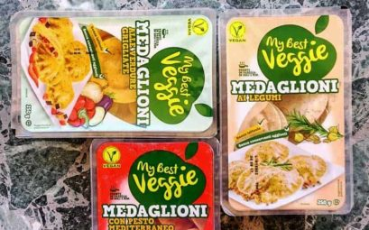 Vegan Products at Lidl Malta
