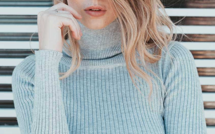 Polo Neck Wardrobe Essentials for Women