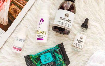 Daily Vegan Skincare Routine for Autumn 2018