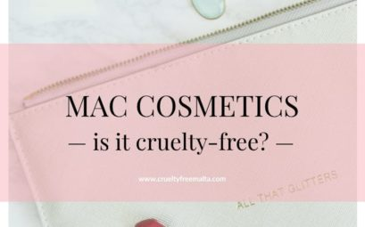 MAC test on animals