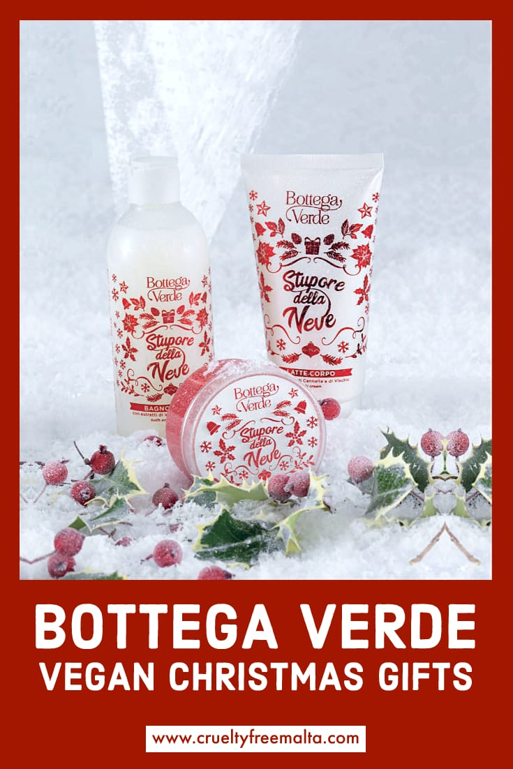 Bottega Verde Vegan Christmas Gifts 2019