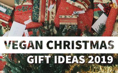 Vegan Christmas Gift Ideas 2019
