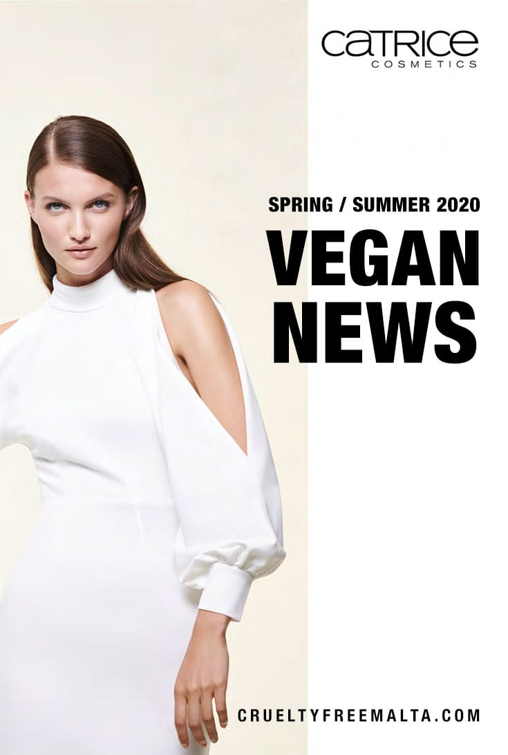 Catrice Vegan SS 2020