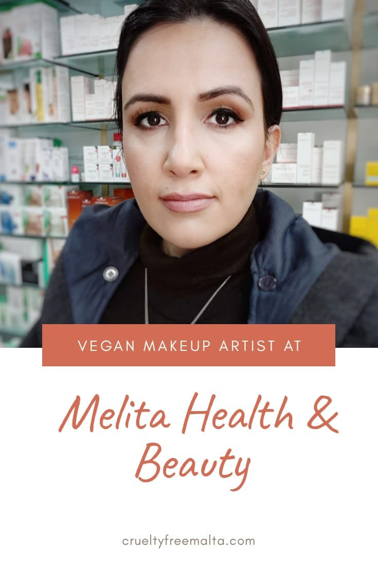 Vegan Makeup Artist at Melita Health & Beauty