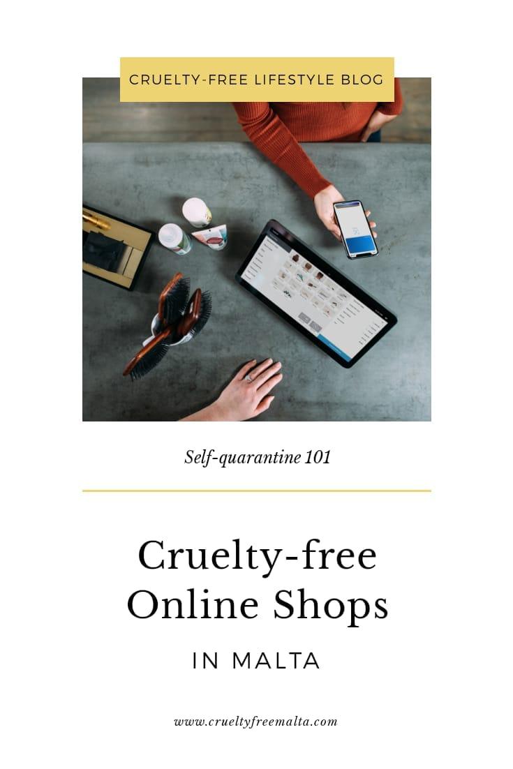 Cruelty-free Online Shops in Malta
