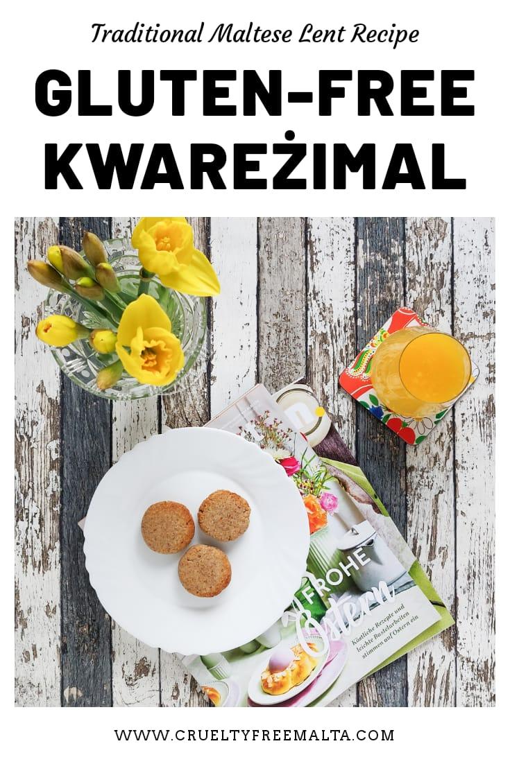 Gluten-free Kwareżimal