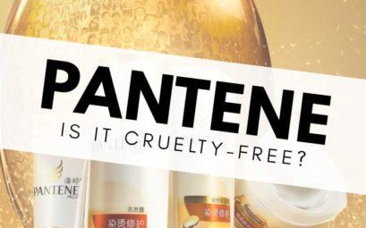 Is Pantene cruelty-free?