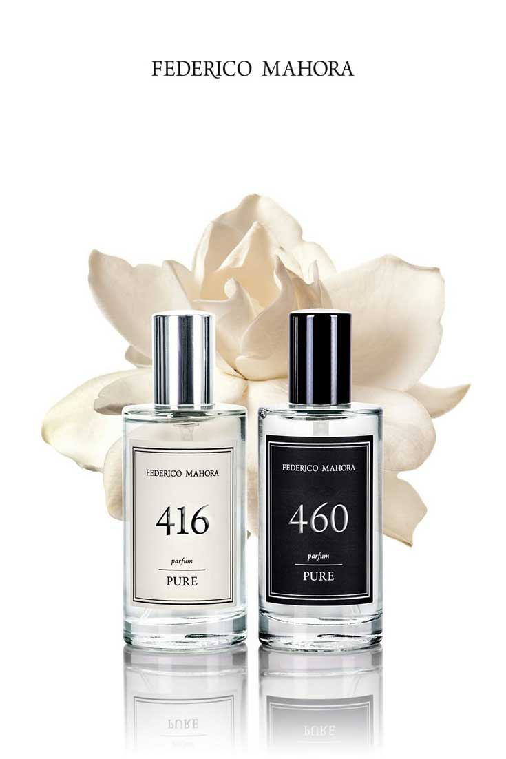 Federico Mahora high-end inspired vegan perfumes are in Malta