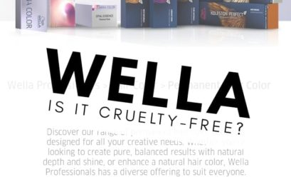 Is Wella cruelty-free?