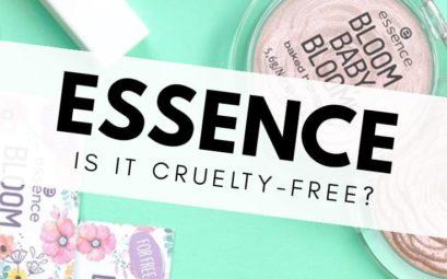 Is Essence Cosmetics cruelty-free?