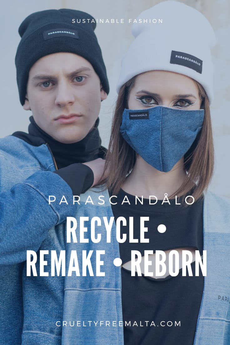 Recycle, Remake, Reborn this Autumn/Winter 2020