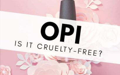Is OPI cruelty-free?