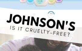 Is Johnson's Baby cruelty-free?