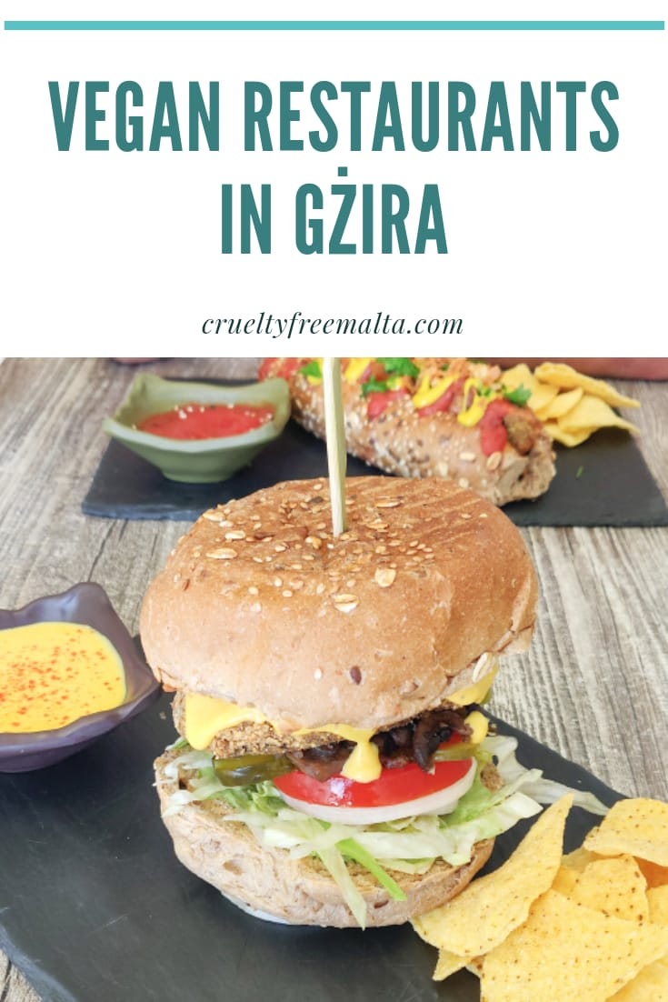 Vegan-friendly Restaurants in Gzira, Malta