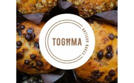 Toghma Artisan Bakes Vegan List