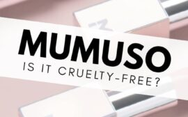 Is Mumuso cruelty-free?