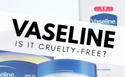 Is Vaseline cruelty-free?