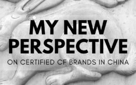 New Perspective on certified CF brands in Mainland China