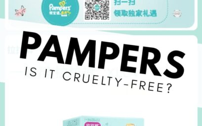 Is Pampers cruelty-free?