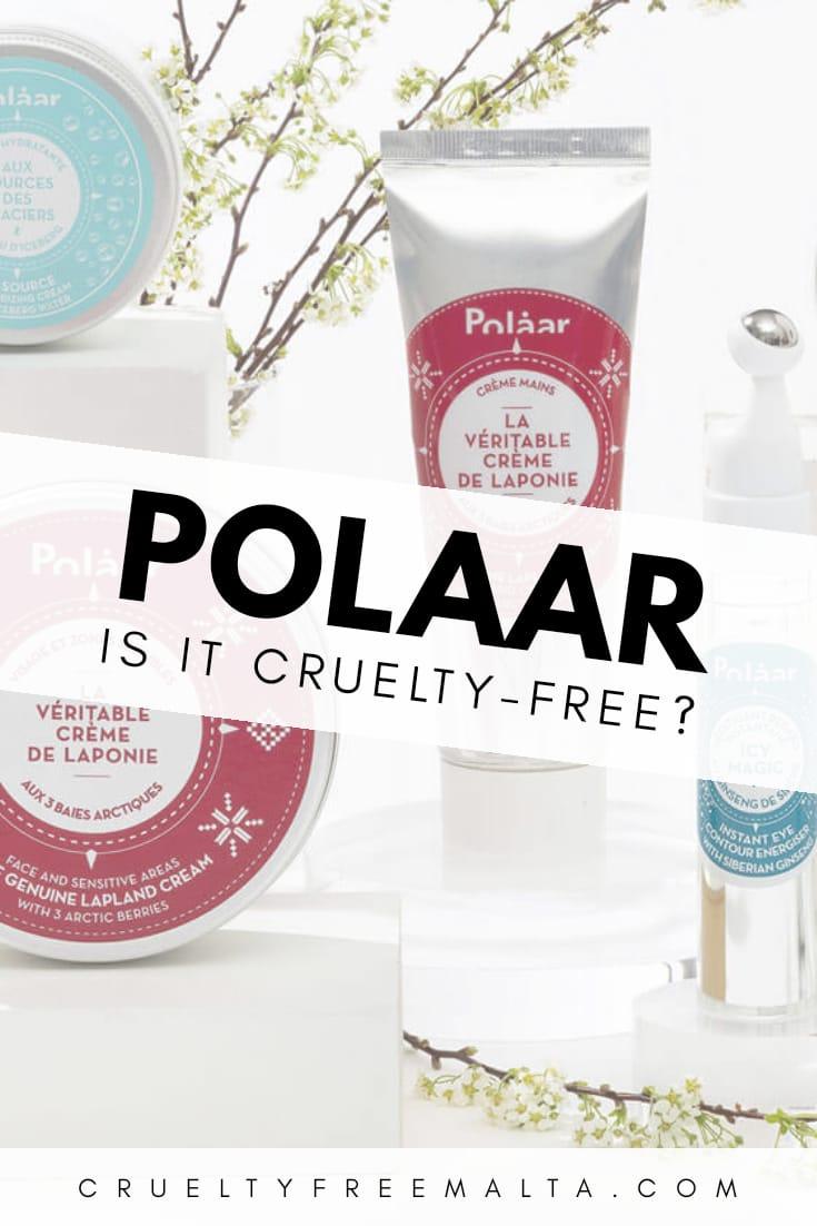 Is Polaar cruelty-free?