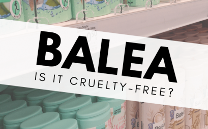 Is Balea cruelty-free?