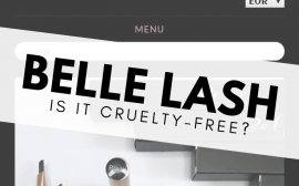 Is Belle Lash cruelty-free and vegan?