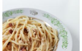 Creamy Vegan Spaghetti Carbonara Recipe