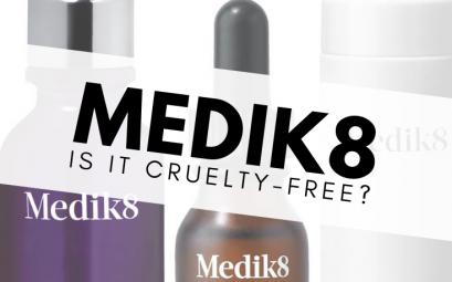 Is Medik8 cruelty-free and vegan?